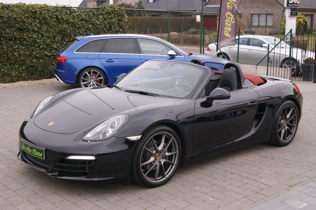 porsche boxster spyder for sale exotic occasion autogespot. Black Bedroom Furniture Sets. Home Design Ideas