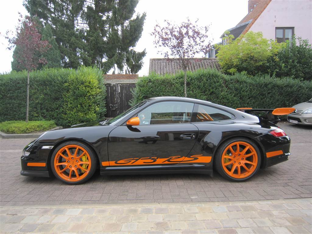 porsche 911 997 gt3 rs for sale exotic occasion autogespot. Black Bedroom Furniture Sets. Home Design Ideas