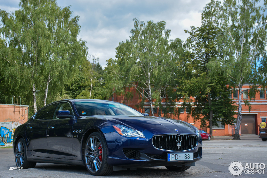 maserati quattroporte gts 2013 for sale exotic occasion. Black Bedroom Furniture Sets. Home Design Ideas