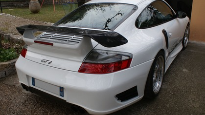 Porsche 996 GT2 techart & ruf