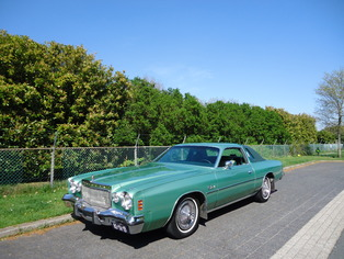 Chrysler Cordoba 400 2-Door Special Coupe