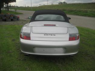 Porsche 911-996 Cabrio