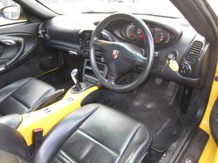 Porsche 911-996 4S GEEL&CARBON
