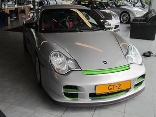 Porsche 911-996 GT2 Spyder Edition