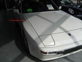 Porsche 944 Wit