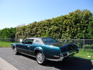 Ford Lincoln Continental Mark IV 1972