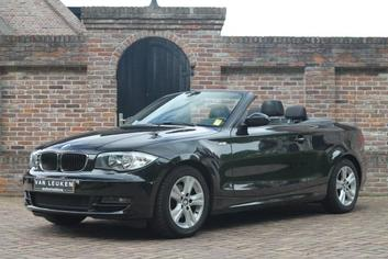 BMW 118 IA cabriolet