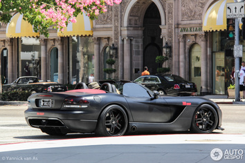 Dodge Viper SRT-10 Roadster 2008 700 R.W.H.P