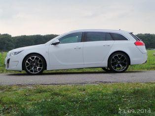 Opel Insignia 2.8 Turbo OPC 4x4 325 PK