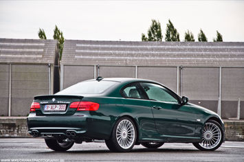 Alpina B3 S Bi-Turbo Coupé