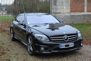 Mercedes-Benz cl III 63 AMG PERFORMANCE