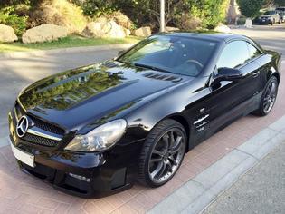2009 Mercedes-Benz SL 600 BRABUS SL SV12S 6.3 BiTU SL 600 BRABUS