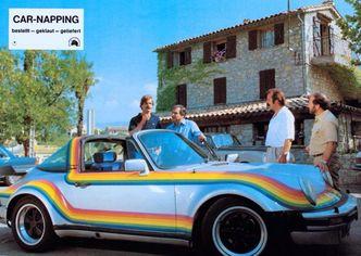 Porsche Buchmann bb Turbo Targa