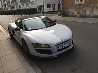 Audi R8 Exotic Mods