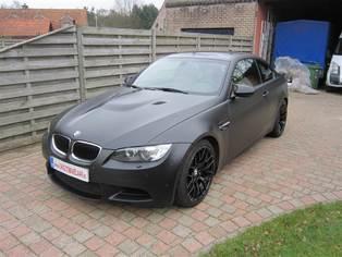 BMW M3 4.0I V8 Drivelogic Competition
