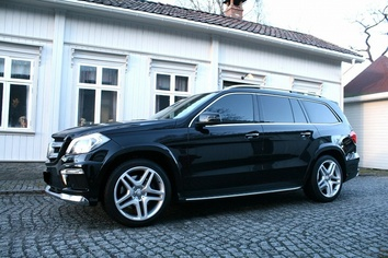Mercedes-Benz GL 350  CDI 4MATIC BlueTEC