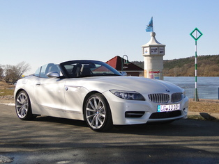 BMW Z4 Roadster 35is