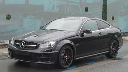 Mercedes-AMG C 63 AMG EDITION 507