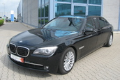 BMW 760Li F03 High Security VR7/VR9