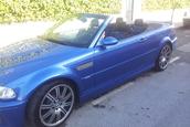 BMW M3 Cabrio SMGII