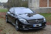 Mercedes-Benz cl III 63 AMG PERFORMANCE