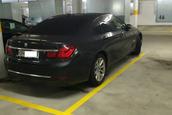 BMW 7 Series F01 2012