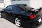 Nissan Skyline R34 GT-R