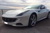 Ferrari FF - Gucci Interior