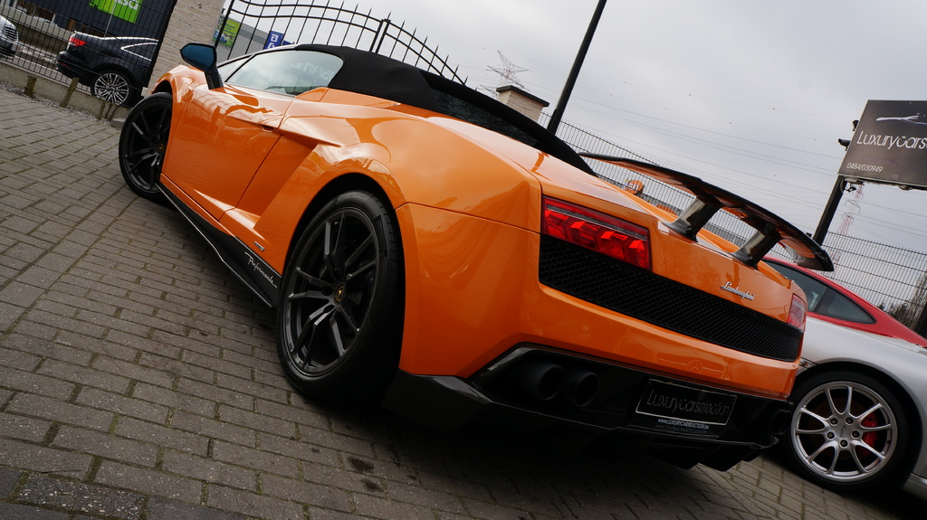 lamborghini gallardo lp570 4 spyder performante for sale exotic occasion autogespot. Black Bedroom Furniture Sets. Home Design Ideas