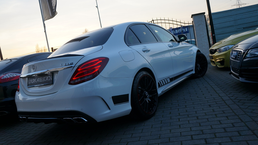 Mercedes Benz C63s Edition 1 For Sale Exotic Occasion