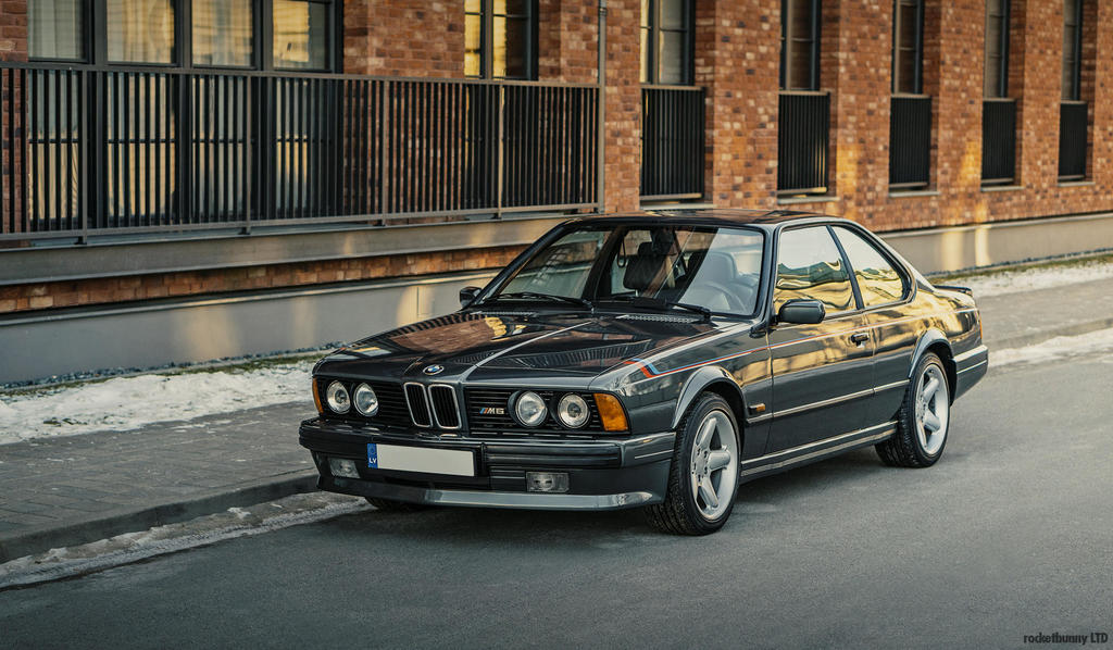 bmw e24 m6 for sale exotic occasion autogespot. Black Bedroom Furniture Sets. Home Design Ideas