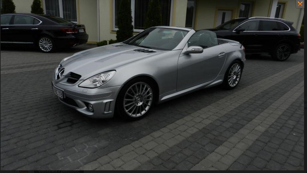 mercedes benz slk 55 amg r171 for sale exotic occasion autogespot. Black Bedroom Furniture Sets. Home Design Ideas