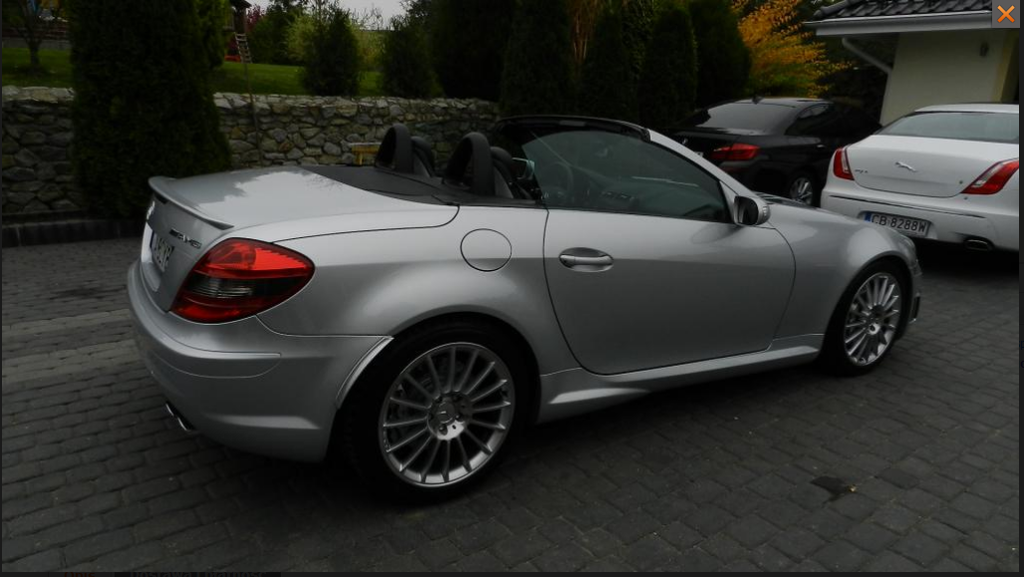 mercedes benz slk 55 amg r171 for sale exotic occasion