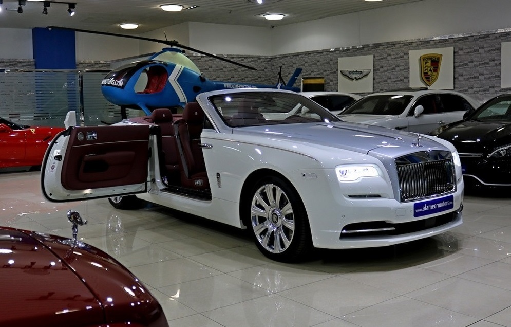 rolls royce dawn fully loaded brand new for sale exotic occasion autogespot. Black Bedroom Furniture Sets. Home Design Ideas