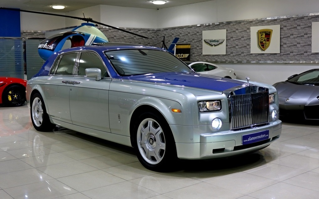 rolls royce phantom for sale exotic occasion autogespot. Black Bedroom Furniture Sets. Home Design Ideas