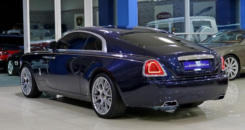 Rolls Royce Wraith Starlight Full Options For Sale