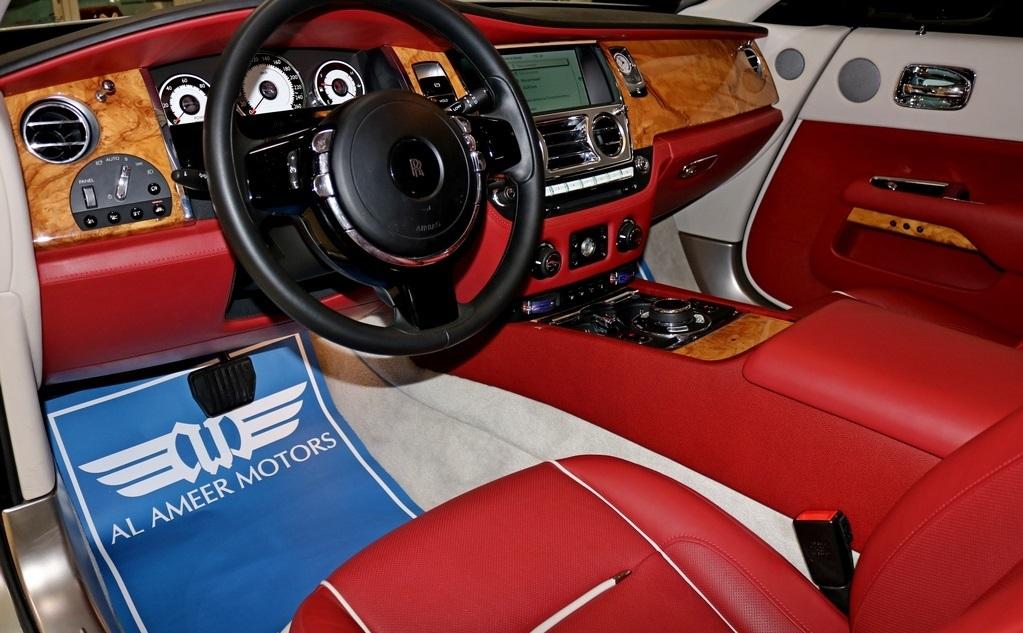 Rolls Royce Wraith Starlights Hud Radar Night Vision For