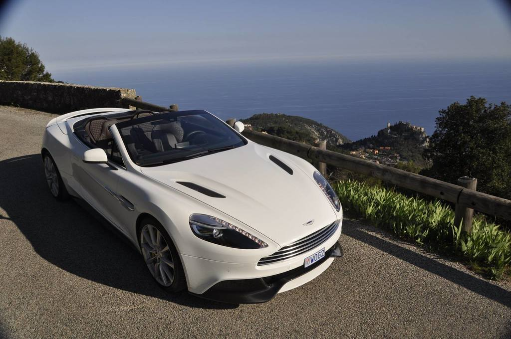 aston martin vanquish volante for sale exotic occasion autogespot. Black Bedroom Furniture Sets. Home Design Ideas