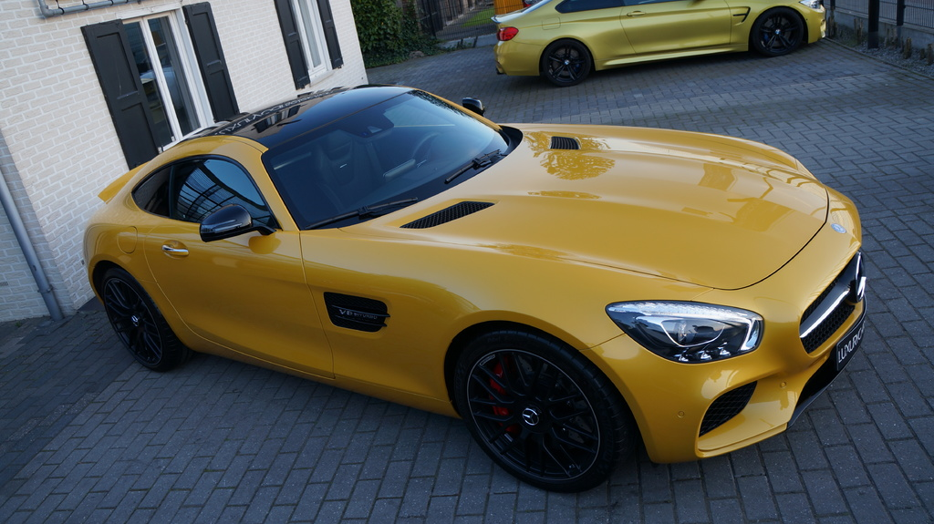 mercedes benz amg gt s te koop exclusieve occasion autogespot. Black Bedroom Furniture Sets. Home Design Ideas