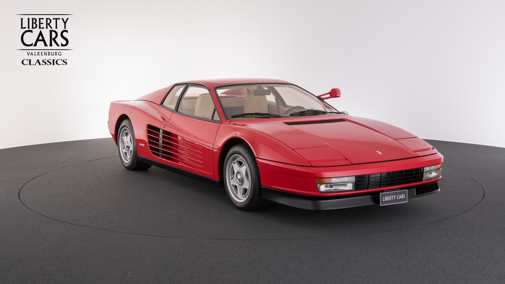 ferrari testarossa monospecchio vendre voiture exclusive d 39 occasion autogespot. Black Bedroom Furniture Sets. Home Design Ideas