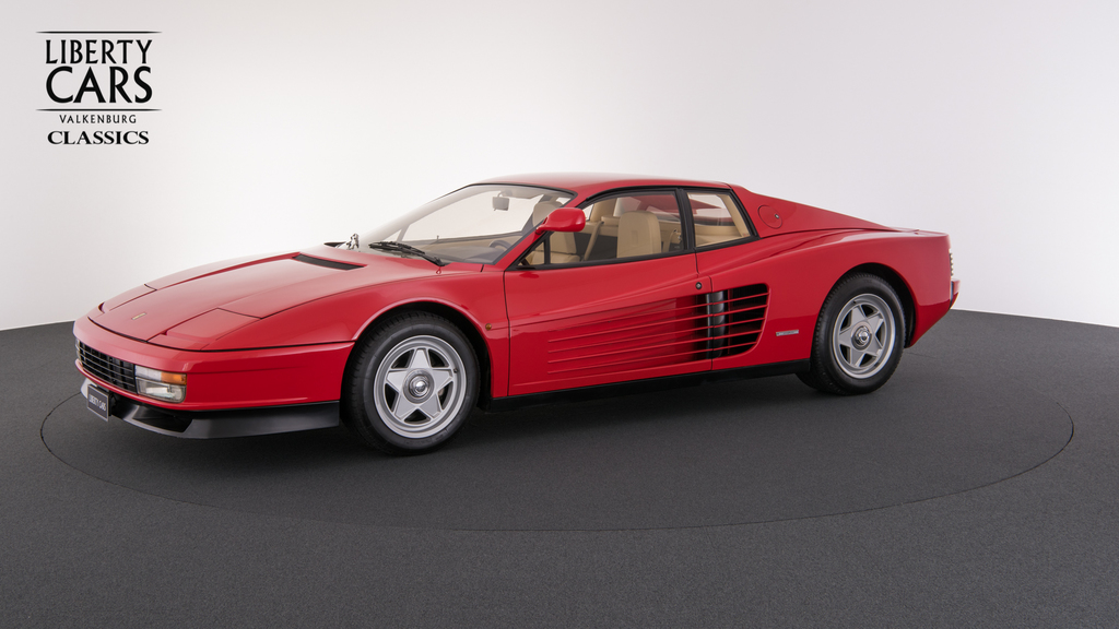 ferrari testarossa monospecchio vendre voiture. Black Bedroom Furniture Sets. Home Design Ideas