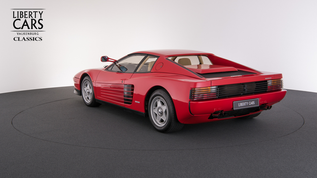 ferrari testarossa monospecchio for sale exotic occasion autogespot. Black Bedroom Furniture Sets. Home Design Ideas