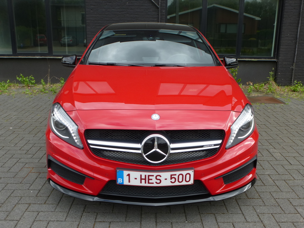 mercedes benz a 45 amg te koop exclusieve occasion autogespot. Black Bedroom Furniture Sets. Home Design Ideas