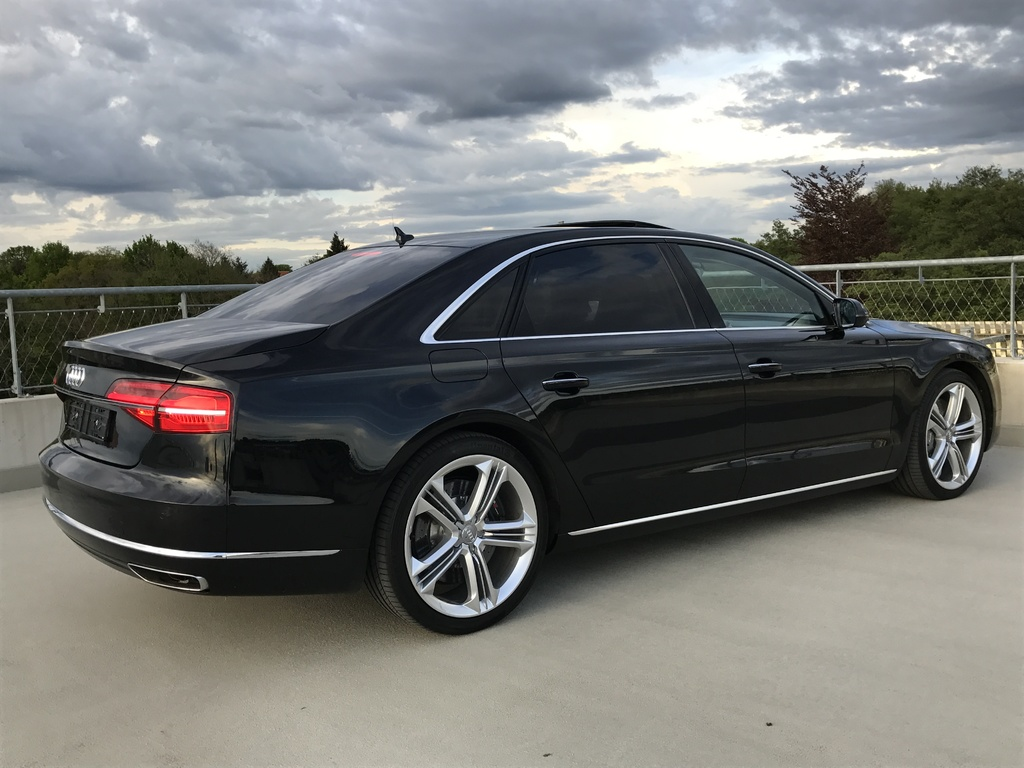 audi a8 2015 for sale exotic occasion autogespot. Black Bedroom Furniture Sets. Home Design Ideas