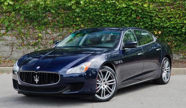 maserati quattroporte s vendre voiture exclusive d 39 occasion autogespot. Black Bedroom Furniture Sets. Home Design Ideas