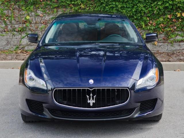 maserati quattroporte s zum verkauf exotic occasion autogespot. Black Bedroom Furniture Sets. Home Design Ideas