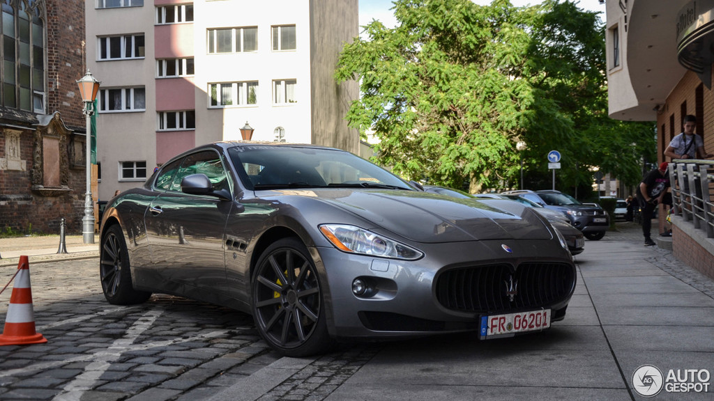 maserati granturismo s zum verkauf exotic occasion autogespot. Black Bedroom Furniture Sets. Home Design Ideas