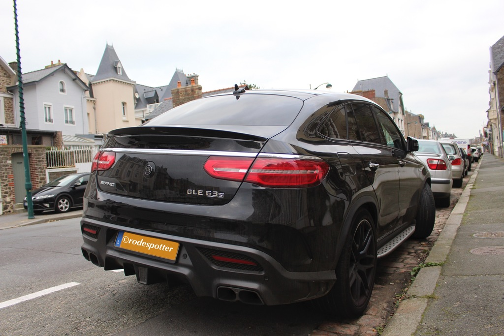 Cars For Sale St Malo France: Mercedes-AMG Gle63s For Sale • Exotic Occasion
