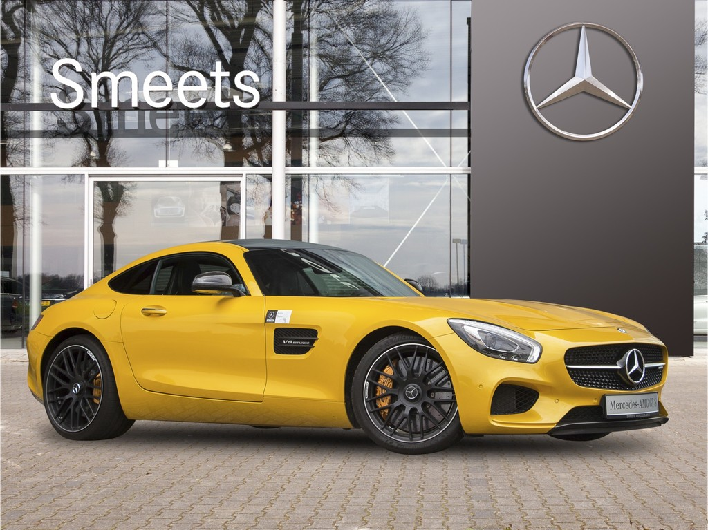 Mercedes-AMG GT S