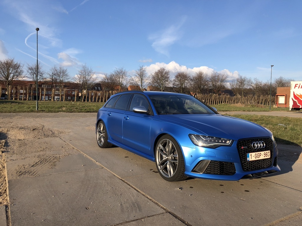 audi rs6 avant c7 for sale exotic occasion autogespot. Black Bedroom Furniture Sets. Home Design Ideas